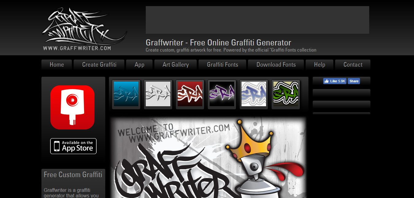 Graffwriter Is An Online Graffiti Generator Tool Which Is Free To Use And Completely Free You Will Be Glad To See That The Graffiti Impacts Are Fabulous