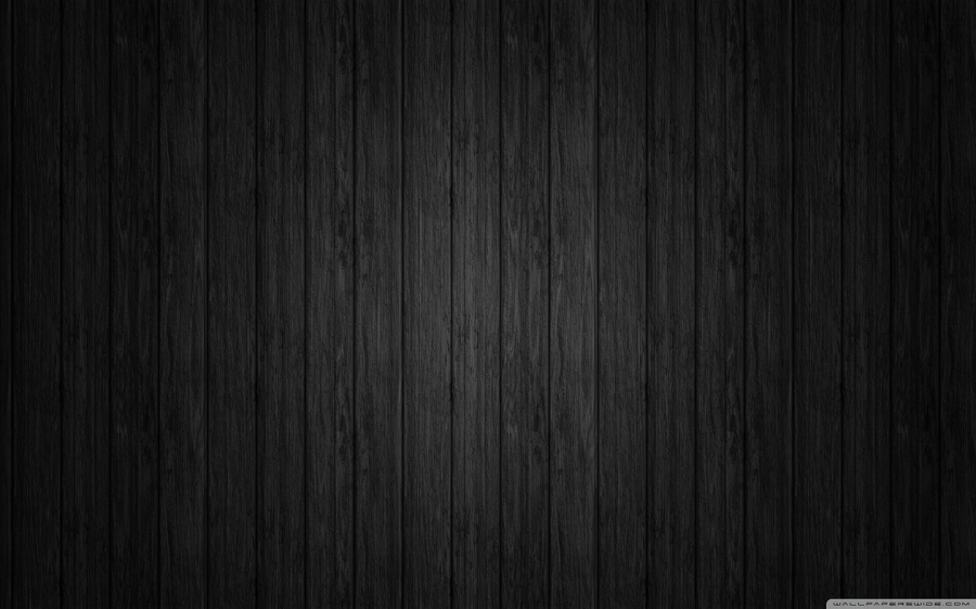 Here is a wallpaper for people who prefer their background screens to be very simple and dark. This is a black wooden wallpaper with no extra colors.